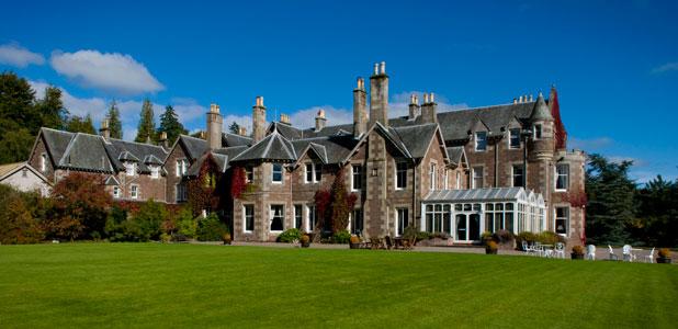 Andy Murray nos abre las puertas de su nuevo y exclusivo hotel en Escocia
