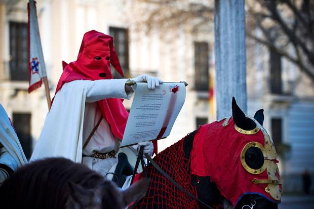 Valladolid: Espectáculo contenido y ecuestre en estado puro