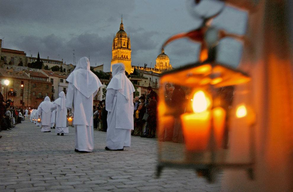 La Semana Santa de Castilla y León, la más grande del mundo