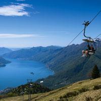 Un paseo por las nubes o el perfecto parque de atracciones de Suiza