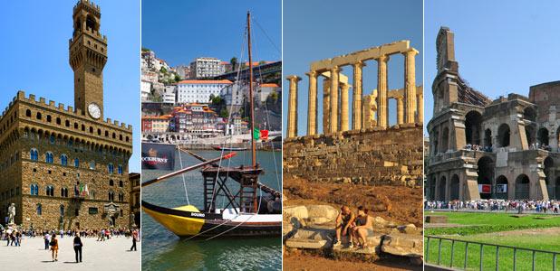 Adelántate al verano, cuatro ciudades de Europa a buen precio