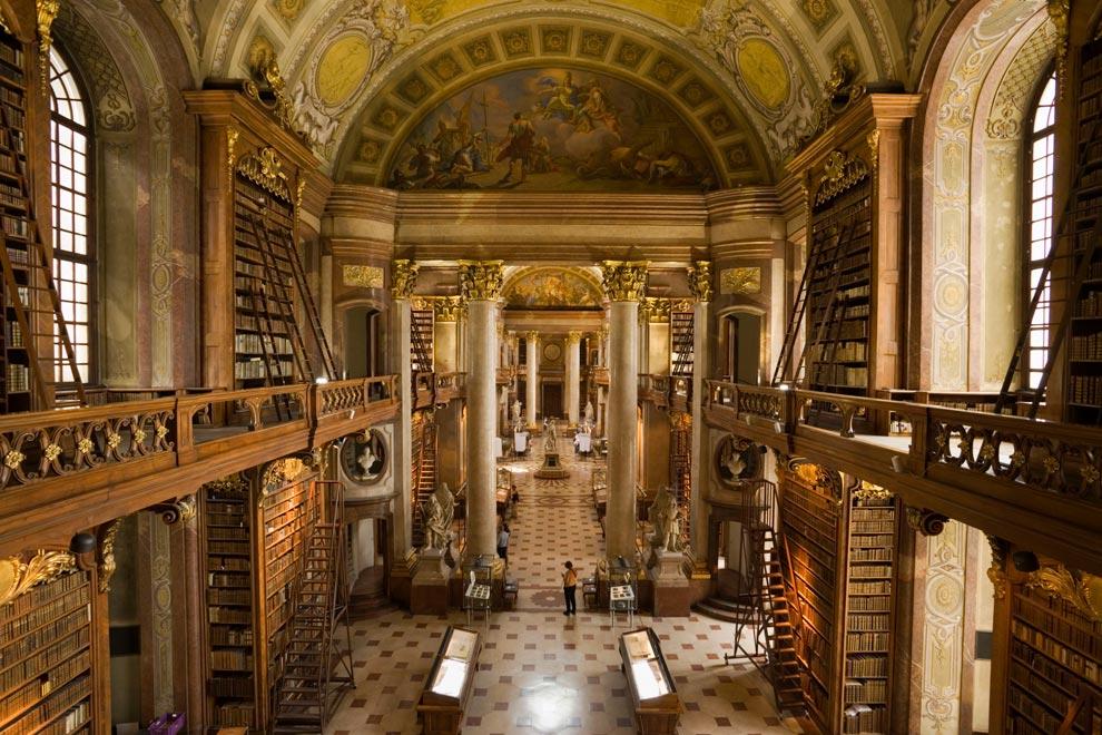 Diez singulares bibliotecas del mundo para celebrar el Día del Libro