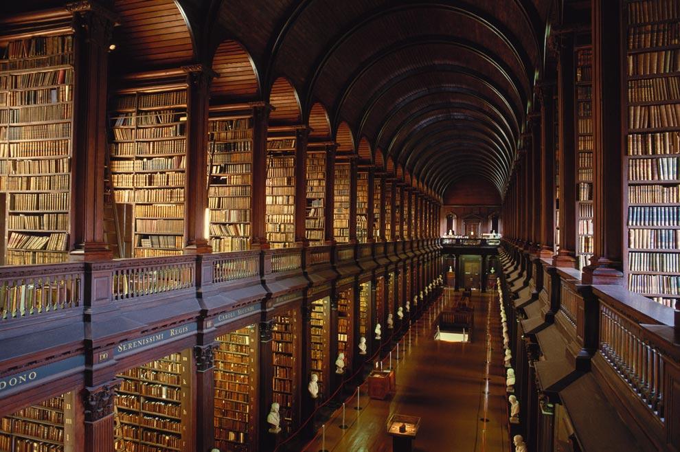 Diez singulares bibliotecas del mundo para celebrar el d a del libro - Nombres de librerias famosas ...