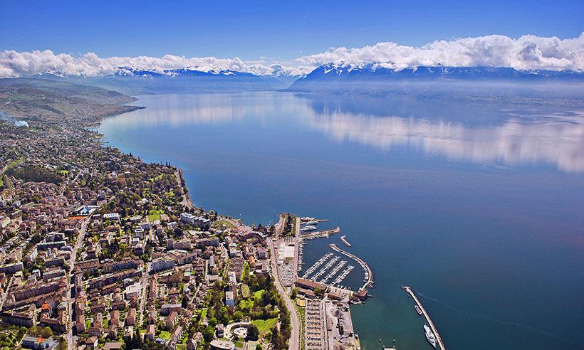 Lo mejor de la región del Lago Lemán, en imágenes