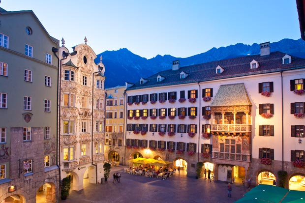 Ocho planes en Innsbruck para viajeros muy activos