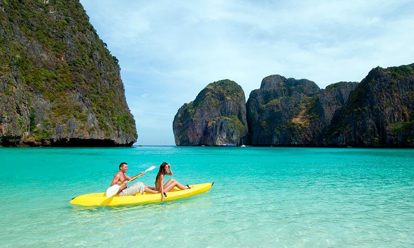 Claves para románticos y soñadores en Tailandia