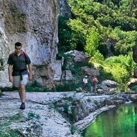 Pistas para los que les gustan las aventuras en la naturaleza