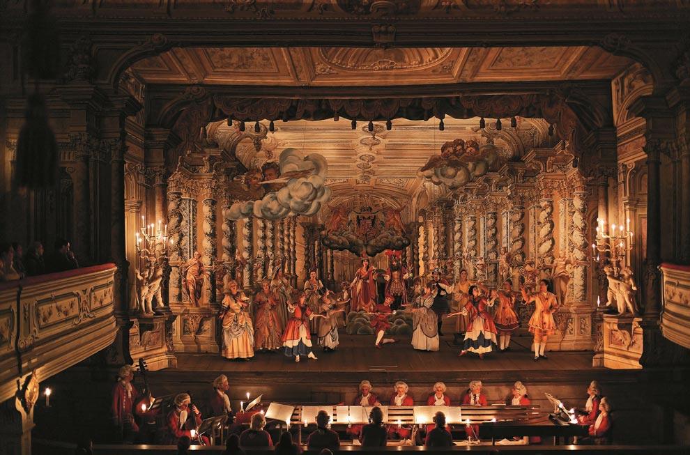 comedias en el teatro barroco:
