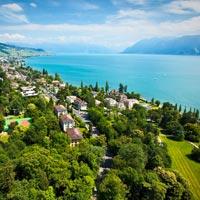 Una ruta circular por las perlas de la Riviera suiza