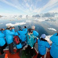 La aventura de descubrir el Ártico en un barco de exploración