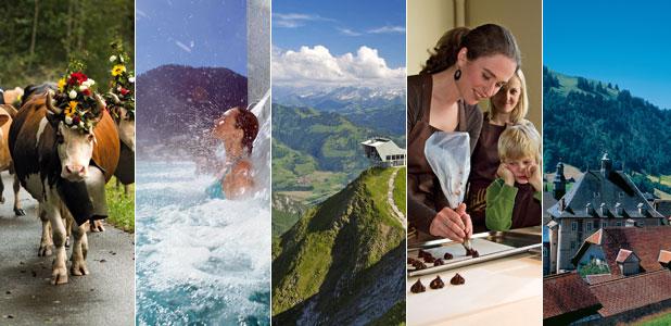 Ocho planes muy activos (y divertidos) para pasar este verano en los Alpes