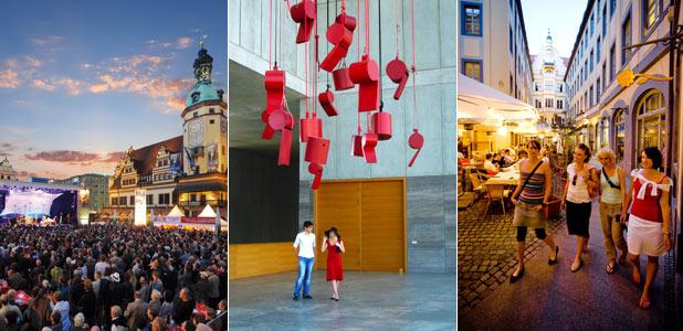 Diez razones para perderse este verano en Leipzig (mejor si eres melómano)