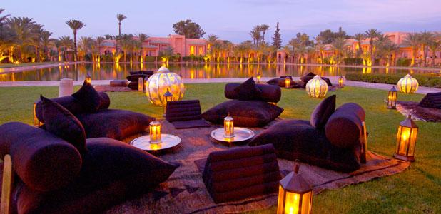 Marrakech, la elección de Pep Guardiola para una perfecta luna de miel