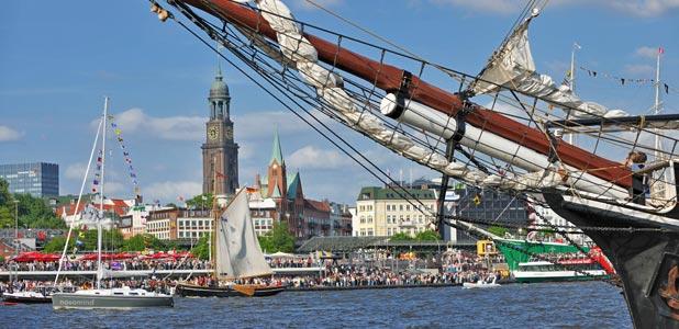 Diez razones para conocer Hamburgo