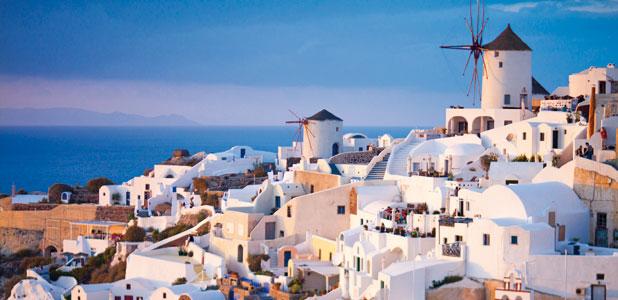 Siete excursiones con playa para siete días de crucero por las islas griegas