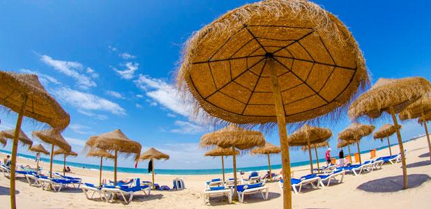 Un catálogo de buenas playas que presumen de bandera azul