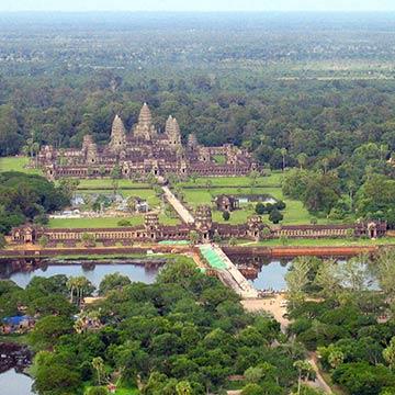 Un rincón del mundo donde perderte este verano... Angkor, Camboya