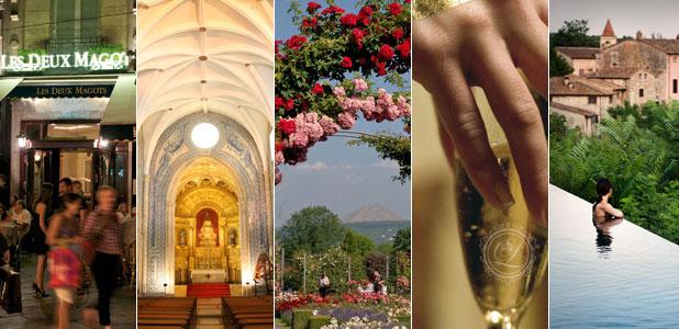 Cinco experiencias de lujo para disfrutar, por Beatriz de Orleans