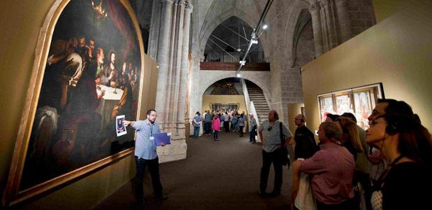 Verano de arte y enoturismo en Aranda de Duero