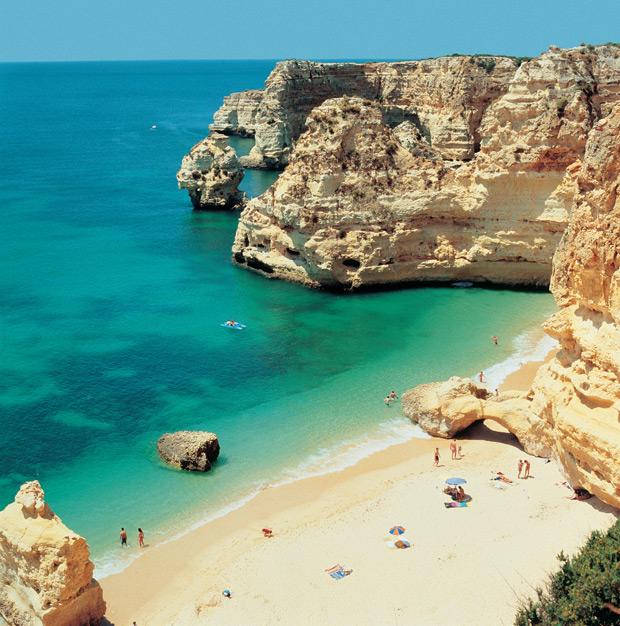 Un beach trip luso en 10 playas