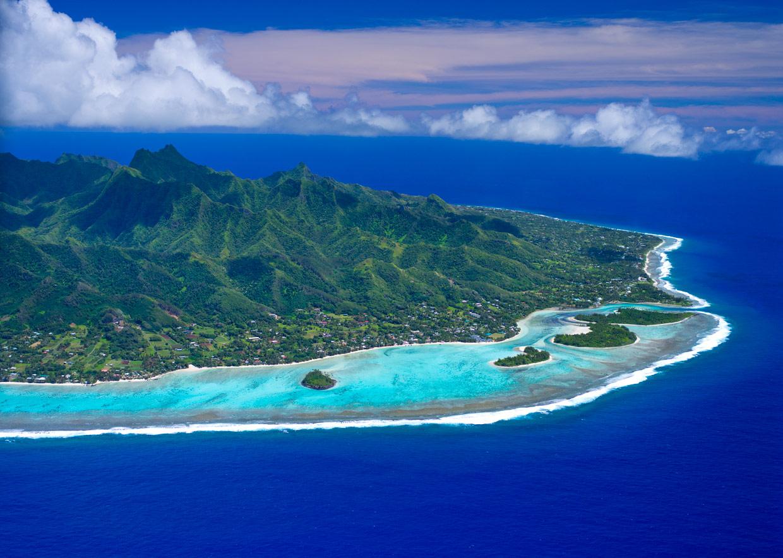 Un rincón del mundo donde perderte... Islas Cook