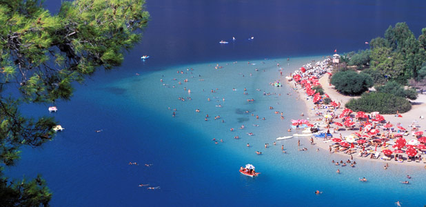 12 maravillas de la costa turca que harán que quieras visitarla