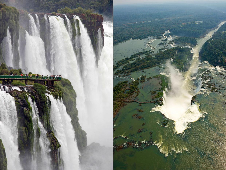 Las diez cascadas m s impresionantes del mundo - Las casas mas impresionantes del mundo ...
