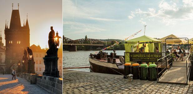 Praga 'hipster', una ciudad también para modernos