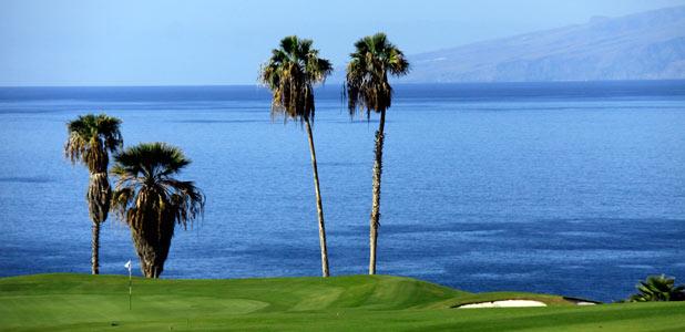 Un alojamiento para jugadoras del Open de España de golf