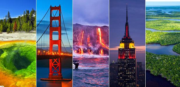 12 maravillas de Norteamérica que dan ganas de hacer la maleta
