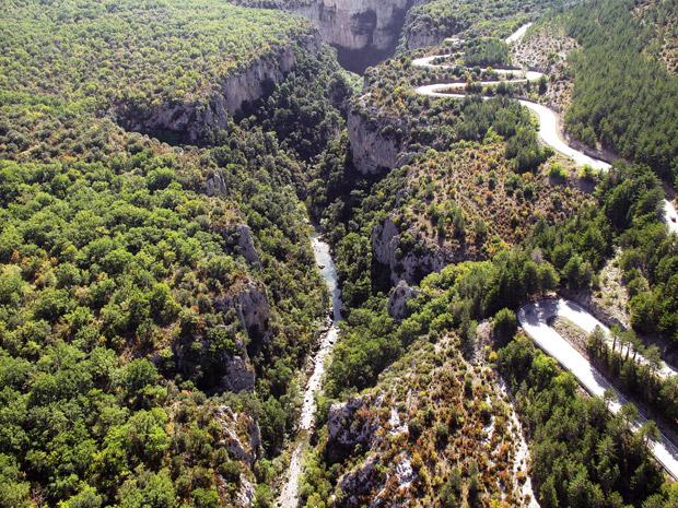 Una ruta de vértigo y pura naturaleza para una escapada a Navarra