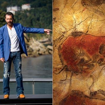 En busca de un arqueólogo llamado Antonio Banderas en Altamira
