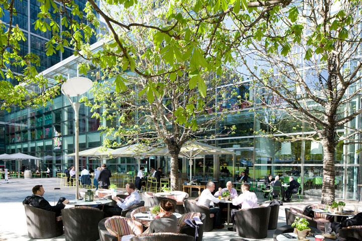 East End, el Londres más ejecutivo