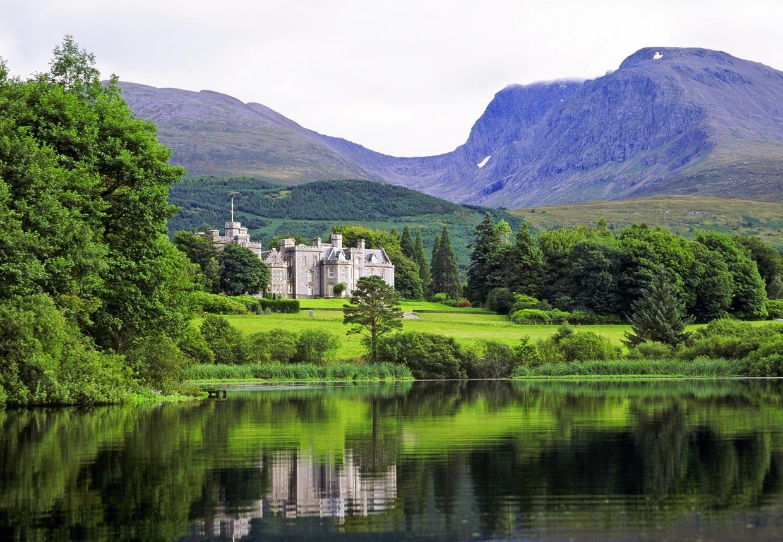 Los mejores castillos de escocia para mirar remirar y for Mas edimburgo