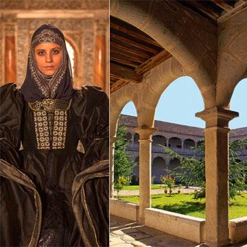 Michelle Jenner, una reina Isabel por tierras de Castilla