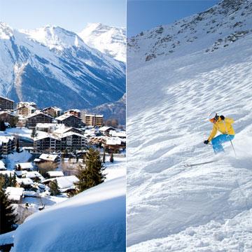 Nendaz, el secreto mejor guardado del invierno suizo