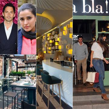 ¡Ración de famosos! Una ruta por los restaurantes madrileños de las celebrities