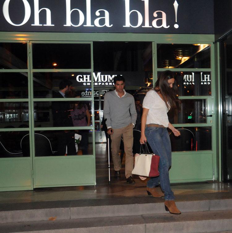 Raci n de famosos una ruta por los restaurantes for Restaurante escuela de arquitectos madrid
