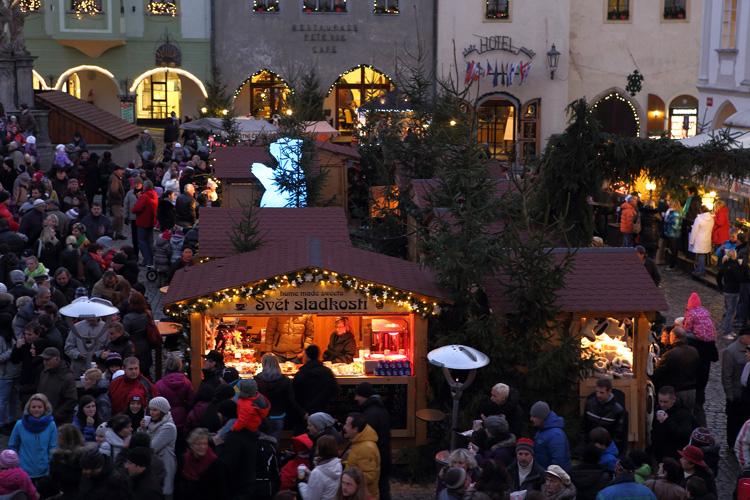 Cómo ser el protagonista de un cuento navideño en la República Checa
