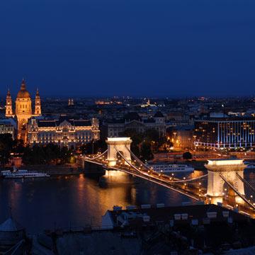 Budapest, la ciudad de las dos orillas, en 10 instantáneas