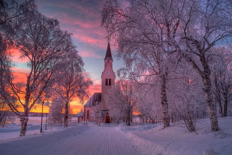 Aventuras a cero grados en la Laponia sueca para tus vacaciones de invierno