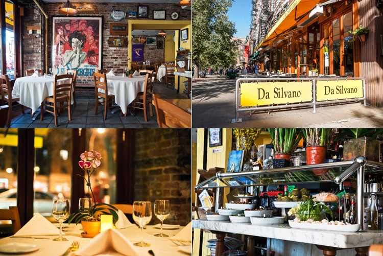 Restaurants De Lujo En New York