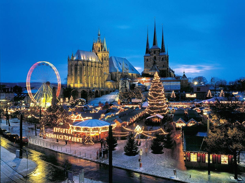 Un viaje fotogr fico por los mercadillos navide os de - Navidades en alemania ...