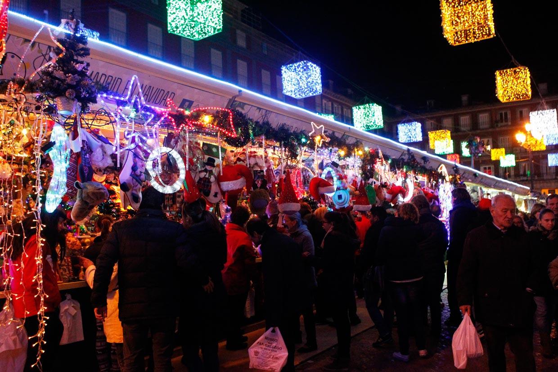 Un viaje fotogr fico por los mercadillos navide os de - Mercadillos de navidad ...