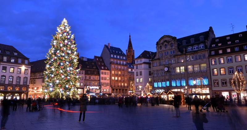 ¡Alerta, Papá Noel!: las compras navideñas, en Alsacia