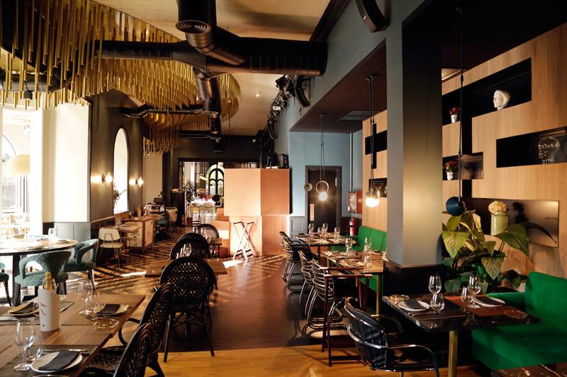 Seis restaurantes trendy para tus pr ximas cenas foto 8 - Restaurante alma barcelona ...