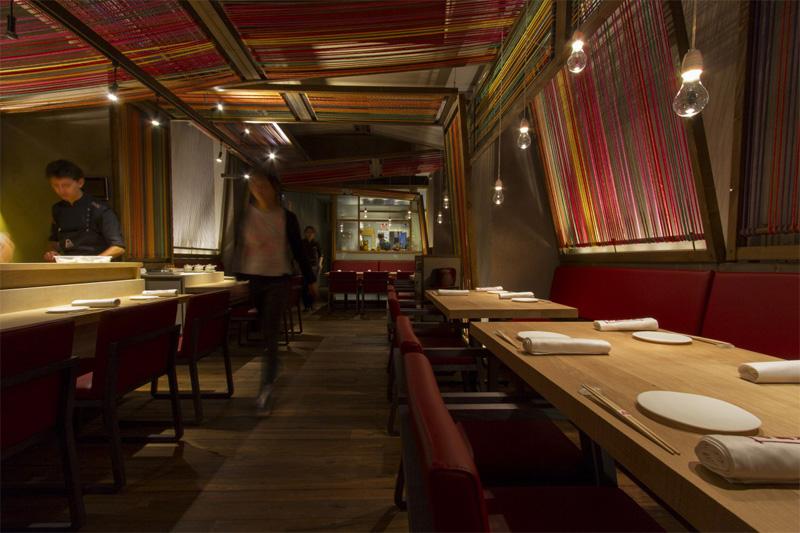 Seis restaurantes trendy para tus próximas cenas