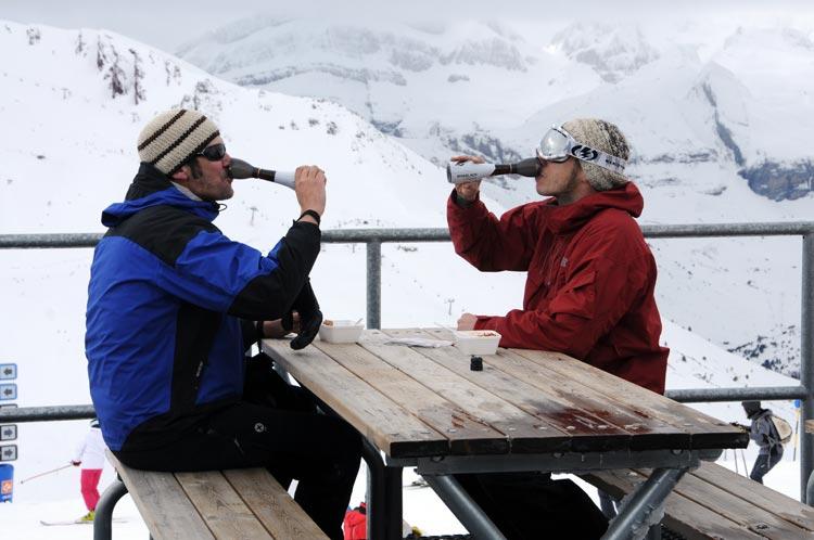 Cuatro escapadas blancas para celebrar este fin de semana el Día Mundial de la Nieve