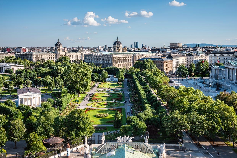12 fotografías y dos celebraciones que te animarán este año a viajar a Viena