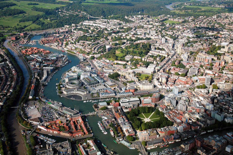Bristol, la capital más verde de Europa, en 15 flashes